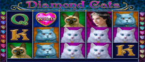 Diamond cats screenshot